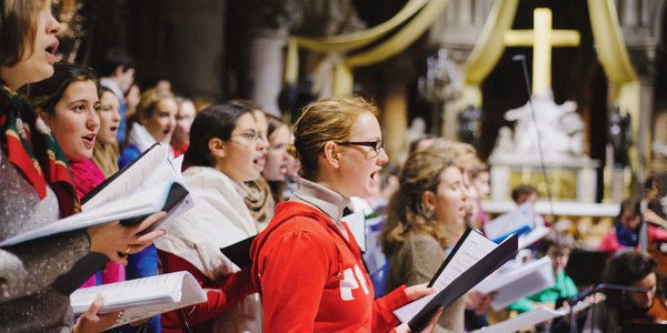 Comment conduire un chant gospel ?