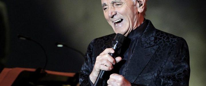 Les chansons de Charles Aznavour